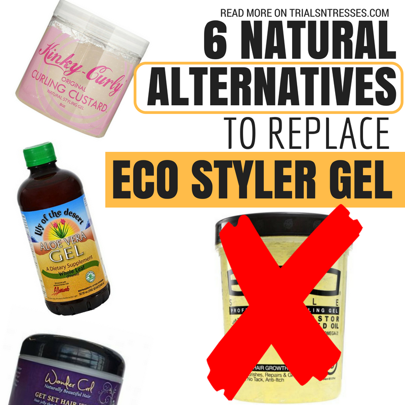 6 Alternatives Now That Eco Styler Gel Is Cancelled Millennial In Debt